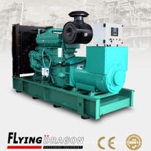 El precio barato pero la mejor calidad 400kw precio de la planta de energía móvil 500kva diesel silencioso precio del generador de la turbina