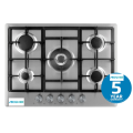 Kitchen Appliance Beko French Steel Stove