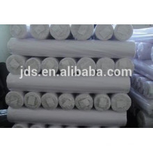 Tissu 100% coton blanchi