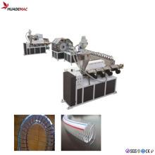 Machine de fabrication de tuyau souple en PVC