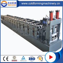 Steel Hydraulic C Z Roof Purlin Making Machine