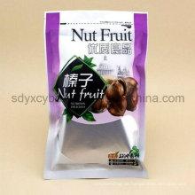 Snack-Nuss / Dörrobst Lebensmittel-Verpackungsbeutel mit Reißverschluss