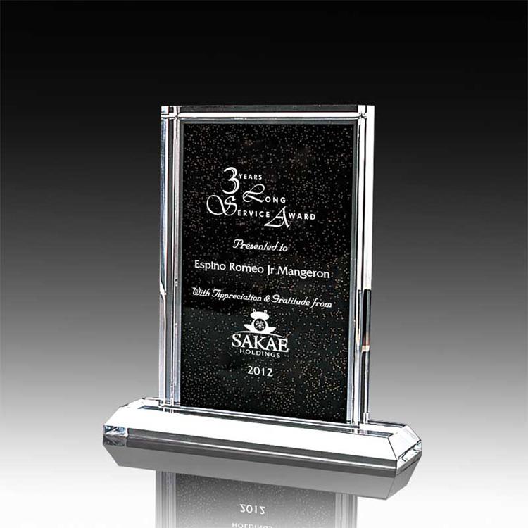 Custom Corporate Service Awards Trophies For Sport