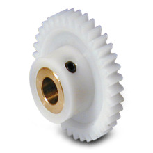 Custom Factory Brass Hub Small Composite Spur Gear