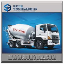 10cbm Hino 700 6X4 Betonmischer LKW