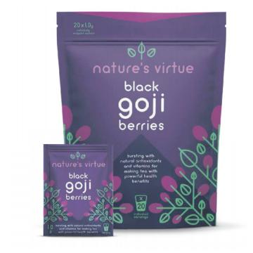 Sachet à thé Black Goji Berry (Wolfberry)