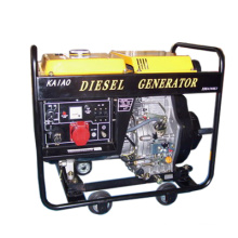 Manual Start 2kw Diesel Generator Set KDE2500X KAIAO 2KVA