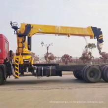 Китай БРЕНД новый 14-тонный гидравлический автокран с телескопической стрелой для продажи