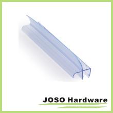 Tiras de tempo de porta de chuveiro de vidro sólido (SG243)