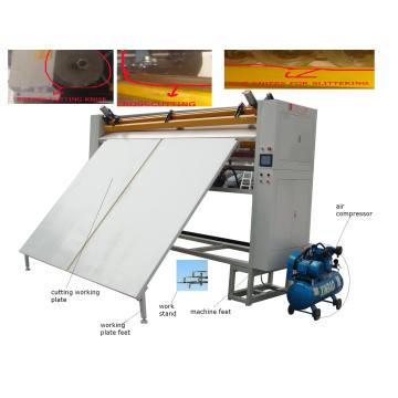 Machine de découpage automatique pour découpe matelas, vêtements, tissus
