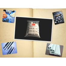 CPE Impace modifier for rigid PVC