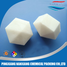 Boule de recouvrement de rhombus en plastique de pp PE et boules creuses de polyéthylène
