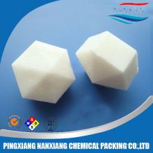 ПП ПЭ Пластиковые ромб, охватывающих мяч и полые шарики полиэтилена