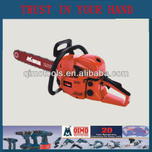 Broca Ferramentas eléctricas profissionais QIMO 5200 52CC 2200W Gasoline Chain Saw