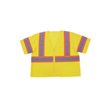 High Visibility Reflective Safety Vest Class 3
