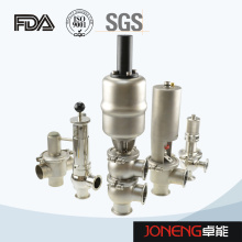 Food Grade Fluid Control Stainless Steel Valve (JN1005)