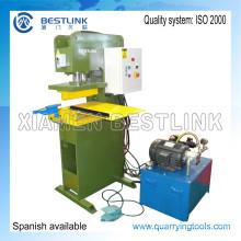 Máquina de pressão de pedra de 3 funções para o freio do granito