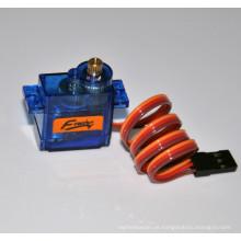 Alta Qualidade Top Vendedor Ls-S0090MD Micro 12g Servo para RC / Robô / Modelo de Barco