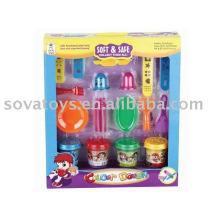 907990892-Bricolage de jouet en couleur argile