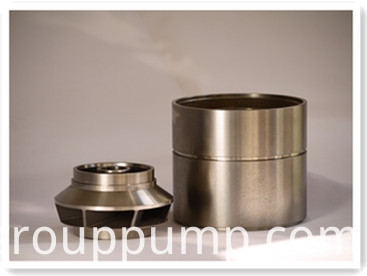 All kinds of pump stages impellers