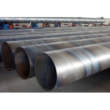 Professional for China Big Diameter Piling SSAW Steel Pipe, Structural API 5L SSAW Steel Pipe. En10217 Standard P265GH S235 JR carbon Welded spiral steel Pipe supply to Estonia Manufacturer