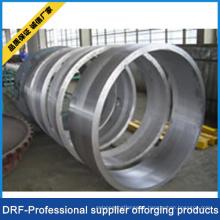 Forjando o anel, aço inoxidável, venda direta da fábrica de Drf