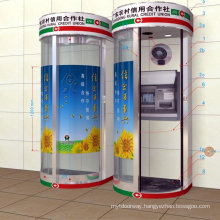 ATM Security Cabin