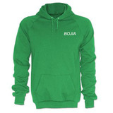 Hooded Sweat-Shirt with Design Printed