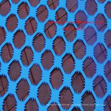 Hoja de metal galvanizada perforada galvanizada fábrica de la hoja de metal de la fábrica de China