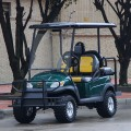 4 Seater Electric Golf Cart Foldable Seat Golf Cart