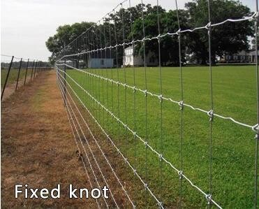 Farm Field Fence