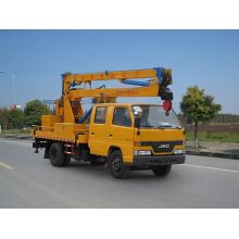 جديد JMC small towable towable man lift