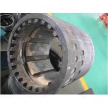 Motor de fondo de pozo de alojamiento de curva ajustable