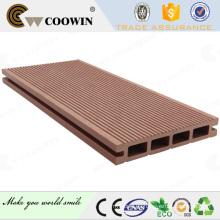 Suelo laminado de fachada de madera laminada
