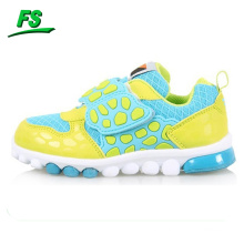 new design colorful funny baby shoe