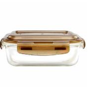 Fiambrera de conservación de calor de vidrio