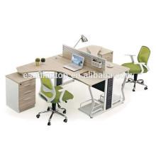 Mesa de escritório para 2 pessoas