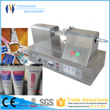 Semi-otomatis Ultrasonic Plastic Tube Sealing Machine