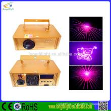 Rosa / uv Rose Cor DMX Animação Laser Iluminação rosa dj ights equiment