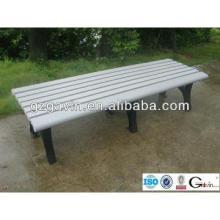 2014 latest design backless long wooden bench Guangzhou furniture
