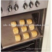 BBQ reutilizável não-furando cozinhando Liner
