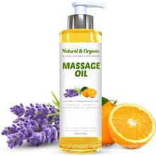 Natural Organic Smoothing Moisturizing Massage Oil Body Oil