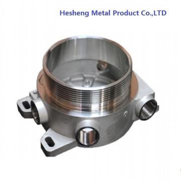 Pièces de rechange d'usinage de précision en acier inoxydable
