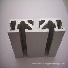Profil industriel d'extrusion d'aluminium 2011