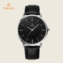 Reloj de cuarzo para hombre Timesea analógico con estuche delgado 72297
