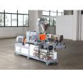 Sistema de pelotização da extrusora de composição de plásticos de engenharia