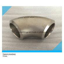 ANSI B16.9 Tubos de acero inoxidable sin soldadura TP304L