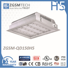Luz de teto 160W Recessed do diodo emissor de luz com 5 anos de garantia