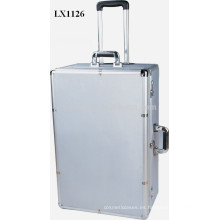 equipaje de eminentes de aluminio por mayor de China fábrica de alta calidad