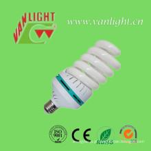 Forma espiral completa série as lâmpadas CFL (VLC-FST6-65W), lâmpada de poupança de energia